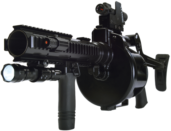 Multiple grenade launcher